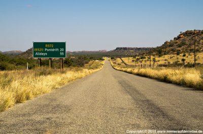 Im Dreiländereck Südafrika – Botswana – Simbabwe – Mapungubwe