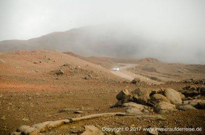 Vulkanlandschaften auf La Réunion