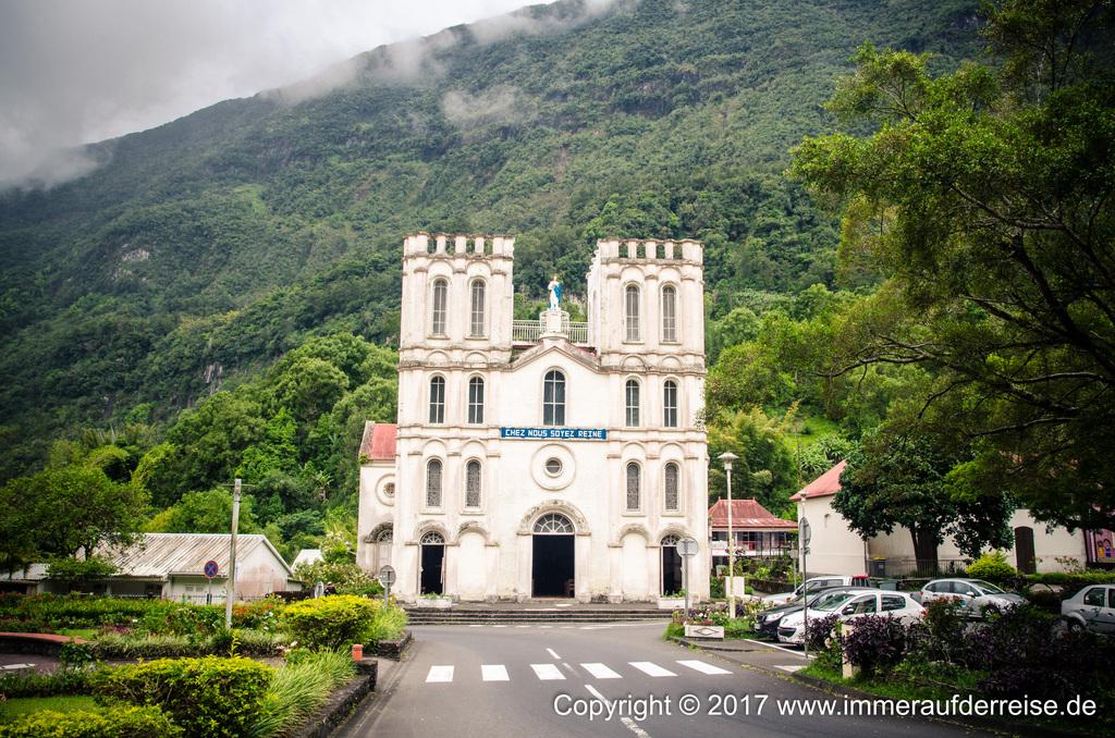 Cirque de Salazie La Réunion - www.immeraufderreise.de
