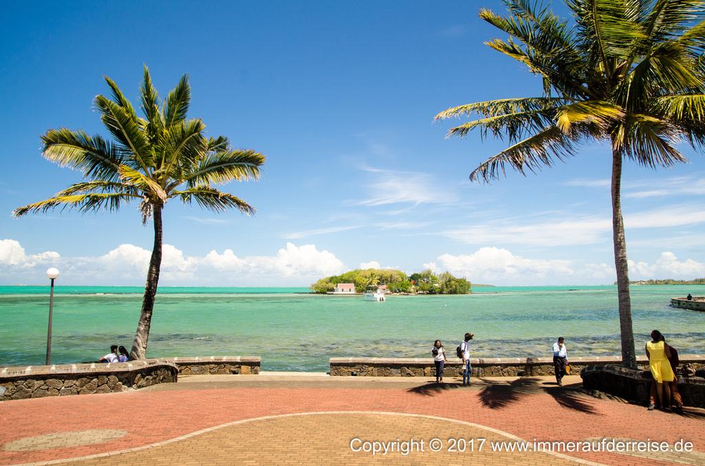 Mahébourg Mauritius - www.immeraufderreise.de