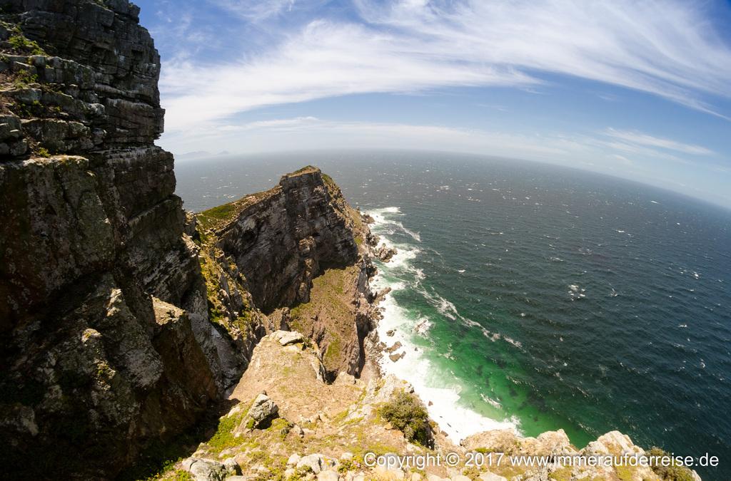 Kap der guten Hoffnung Südafrika Light House - www.immeraufderreise.de
