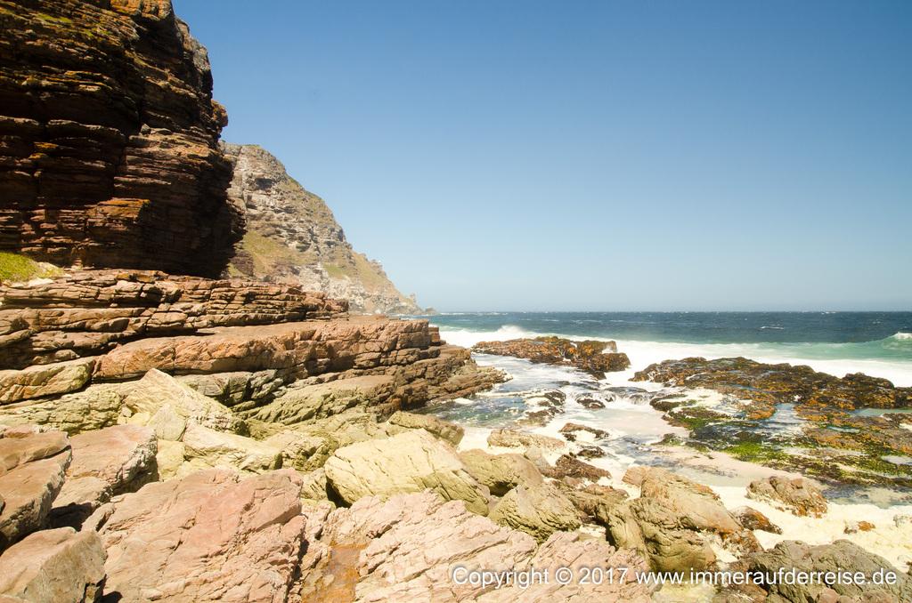Diaz Beach Südafrika - www.immeraufderreise.de