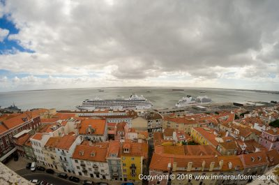 Lissabon – die sehenswerte Hauptstadt Portugals