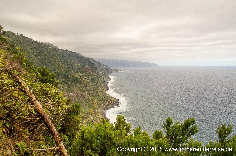 Madeira – Sao Jorge und Umgebung