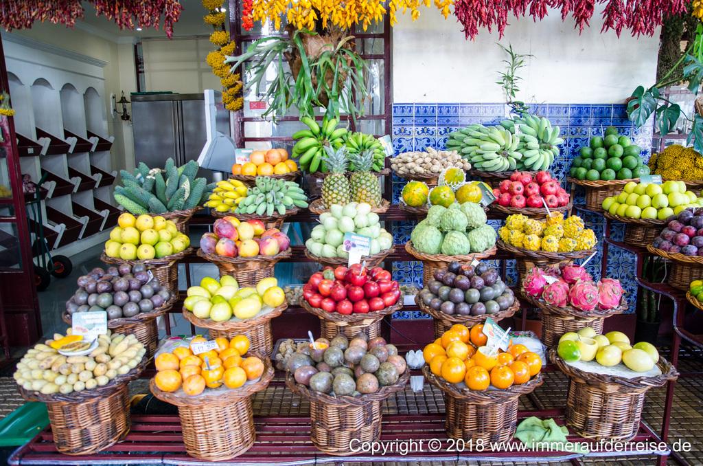 Bauernmarkt Mercado dos Lavradores
