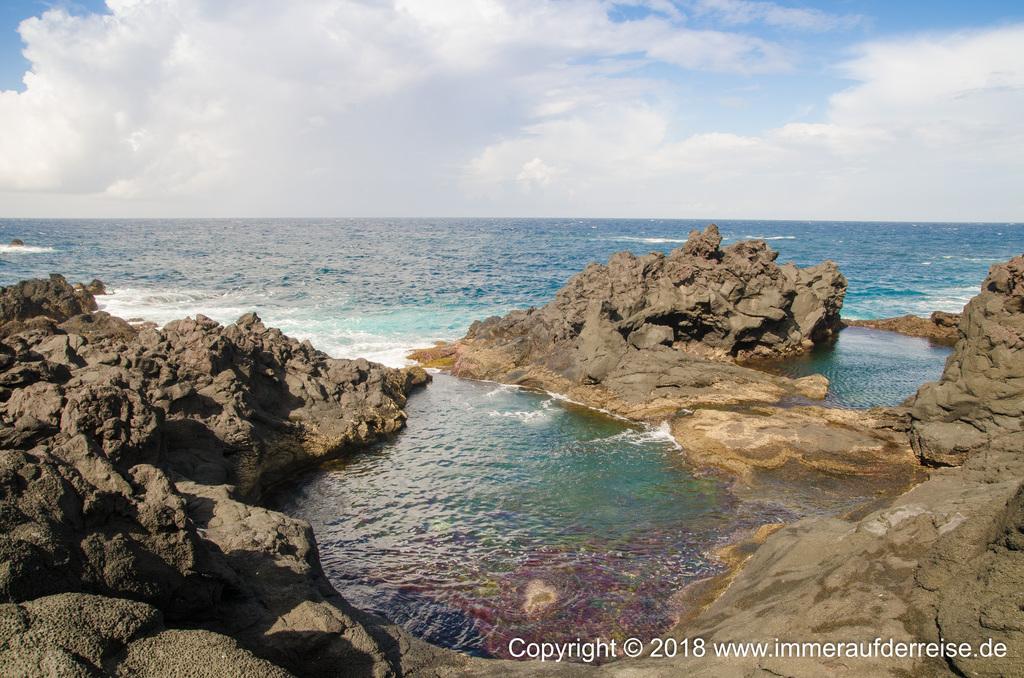 Naturpools Mosteiros Azoren