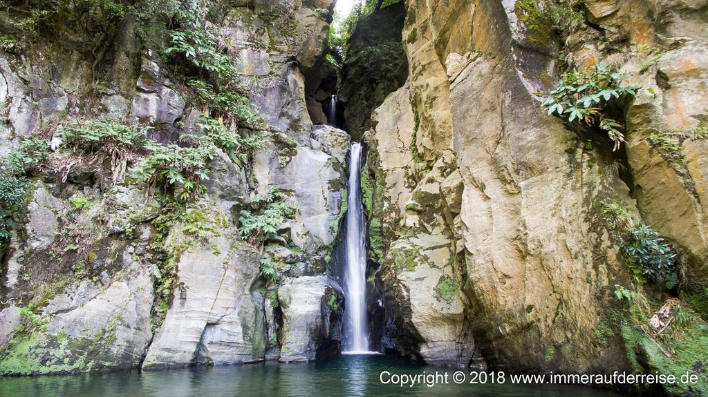 Salto do Cabrito Wasserfall