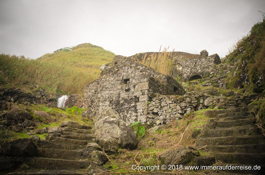 Wassermühlen Lomba da Maia