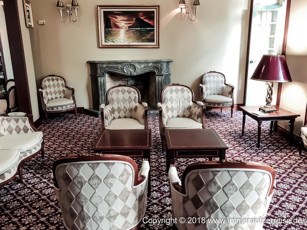 Hotel Talisman Kolonialstil Ponta Delgada