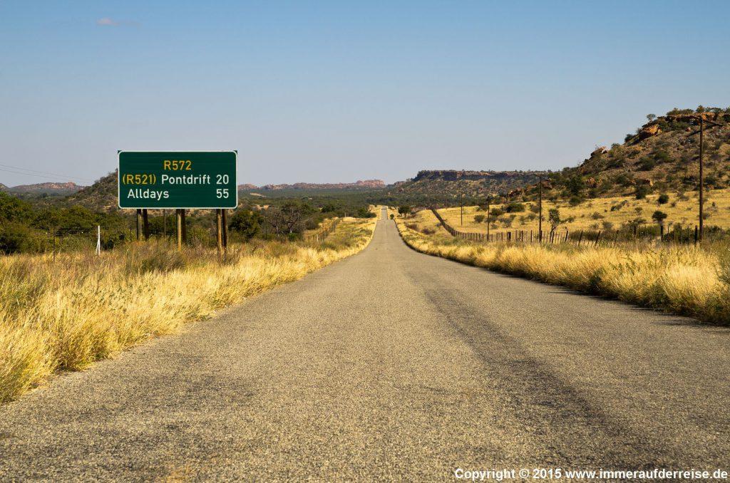 Unterwegs - Südafrika