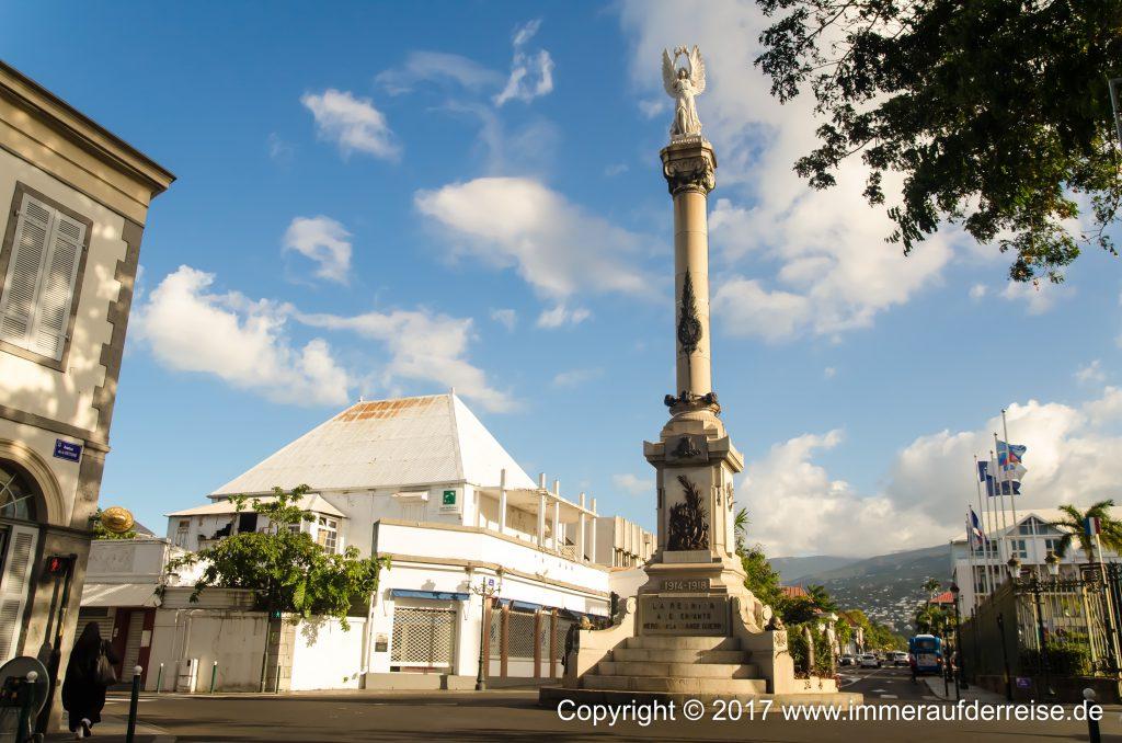 Saint-Denis La Réunion - www.immeraufderreise.de